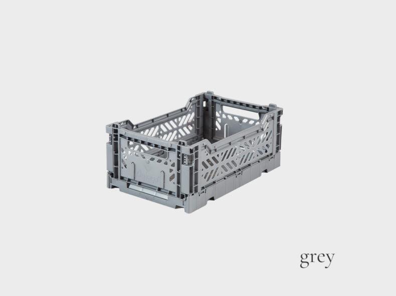 Ay-Kasa Klappbox MINI grey