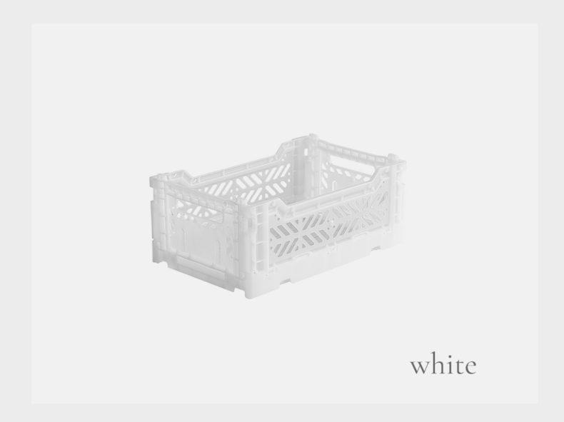 Ay-Kasa Klappbox MINI white