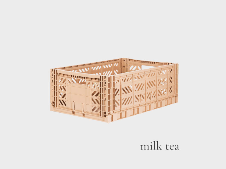 Ay-Kasa Stapelbox MAXI-MILK-TEA