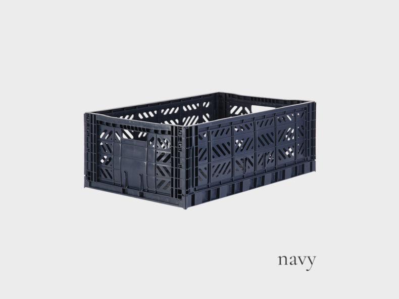 Ay-Kasa Stapelbox MAXI - NAVY