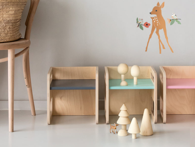 Montessori Wendestuhl kaufen