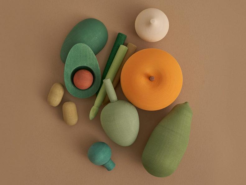 RADUGA GREZ Gemüse Set VOL 2