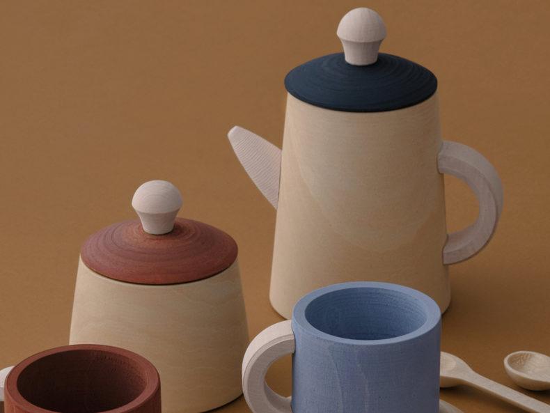 Raduga Grez Tee terracotta