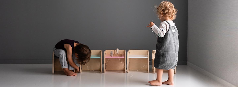Kindermöbel Holz